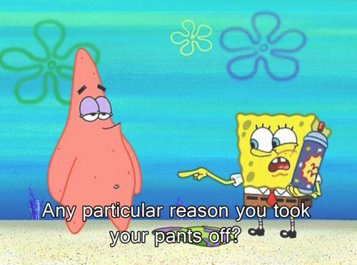 spongebob s mom naked