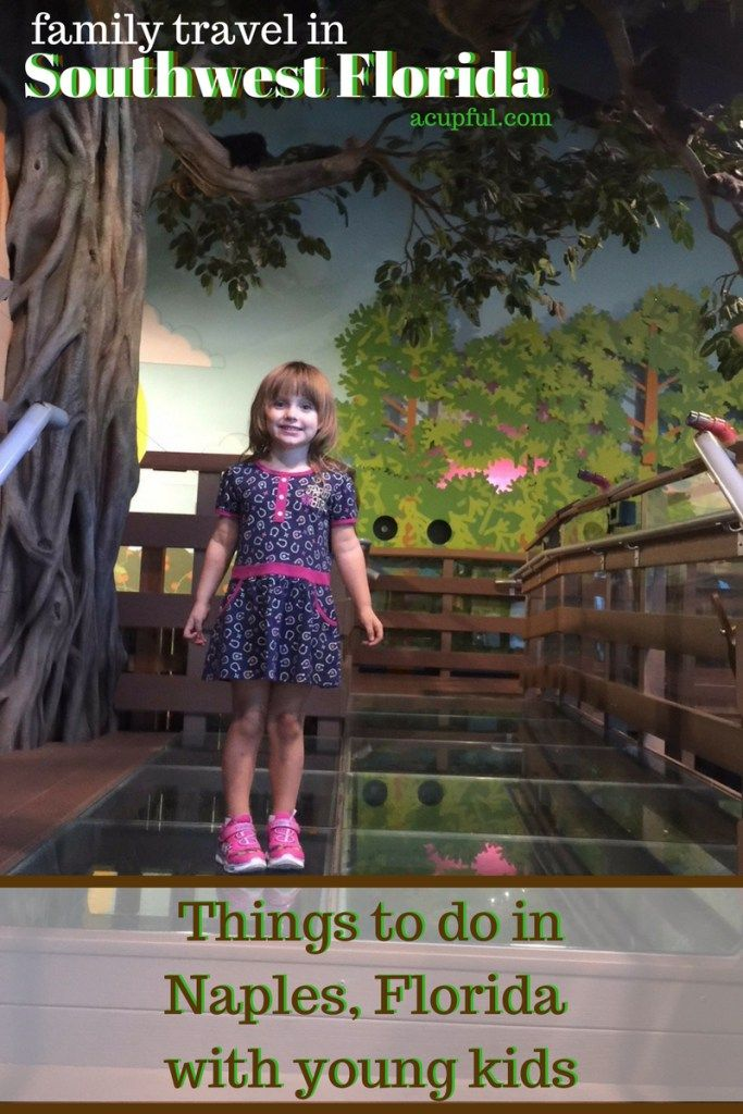 Visiting Southwest Florida - Childrens Museum of Naples: Looking for things to do with kids in Naples Florida   Florida Family Travel | acupful.com