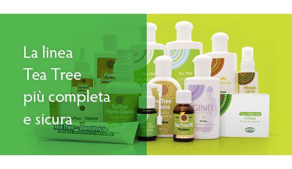 Linea Tea Tree - Vividus