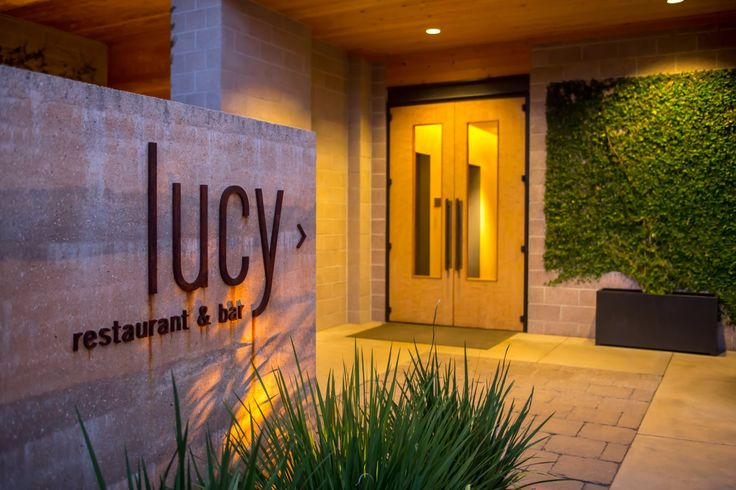 Home - Lucy Restaurant and Bar