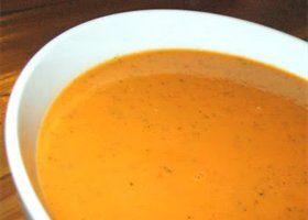 Recept voor Maredsous tomaten soep | Solo Open Kitchen