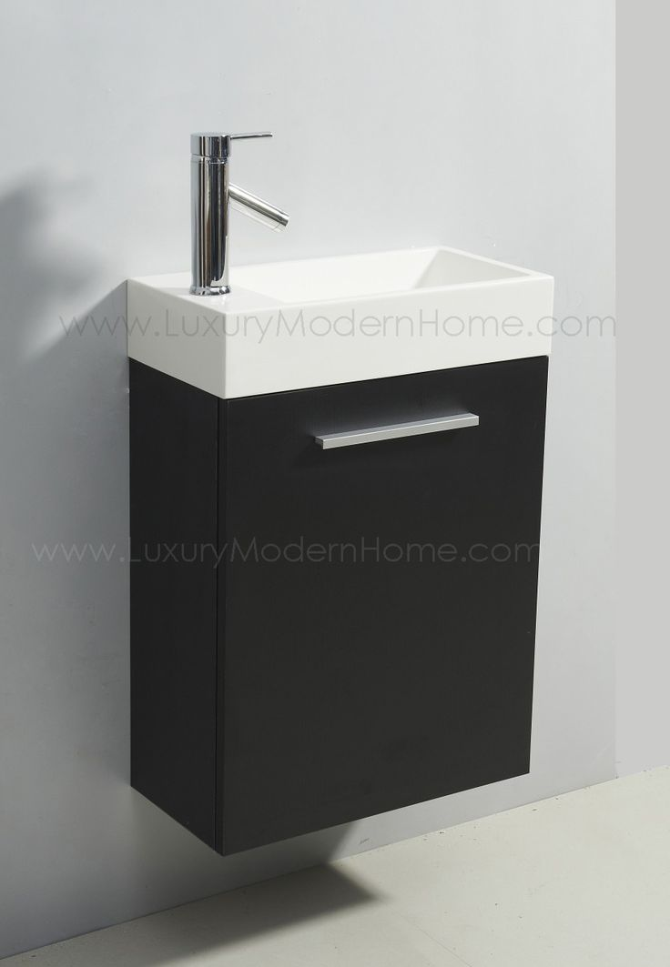 18 Best Vanity Sinks Alexius Black Wall Mount Hung Images On Pinterest Espresso Espresso