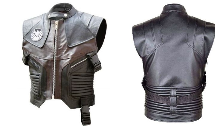 """This is an Excellent Offer!! """"Dewuchi"""" Brings Jeremy Renner Avengers Hawkeye Brown Leather Vest for Boys. This Fabulous Vest Worn By Jeremy Renner Avengers in Hollywood Blockbuster Movie The Avengers as Hawkeye. Available at Our Online Store.  #avengers #marvel #gorgeous #cute #menfashion #stylish #movies #hot #winterfashion #boysfashion #halloween #lovers #leatherjacket #jackets #moment #like #photography #smart  #collection #halloweensale #newarrival #sophistication #fashionblog…"""