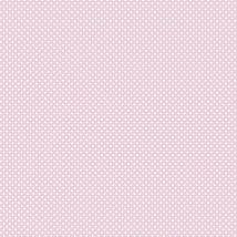 Фото: обои розовые в горошек KIZ801 - Ампир Декор