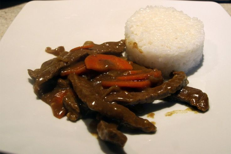 Recette du boeuf au curry japonais