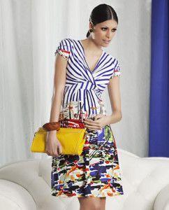 Moda #premaman: tendenze primavera-estate 2014