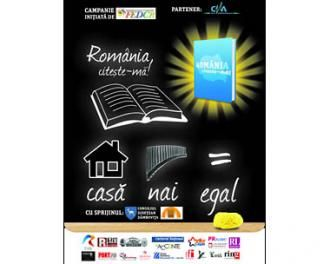 România, citeşte-mă! - campanie naţională de încurajare a lecturii   onlinegallery.ro :: pixels of culture