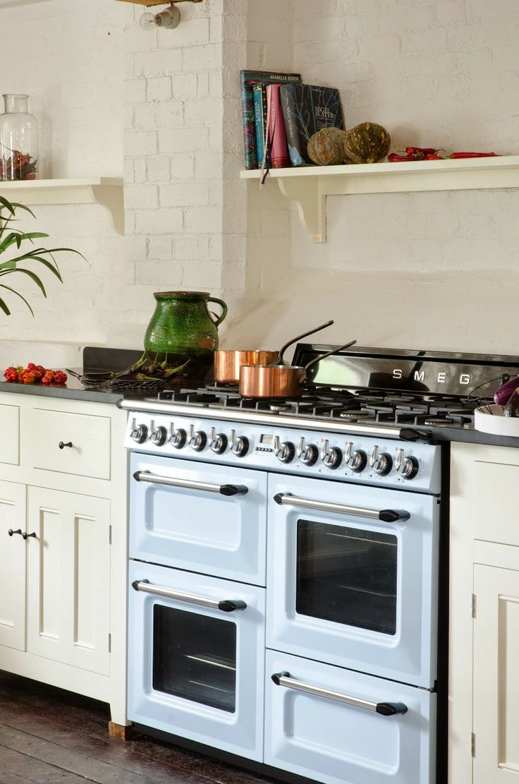 Lovely Modern Country Loves Smeg Victoria Range Cooker