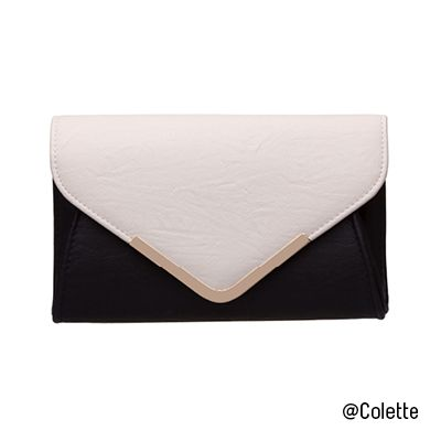 Clutch from @colette by colette hayman  at @Westfield New Zealand #sportsluxe