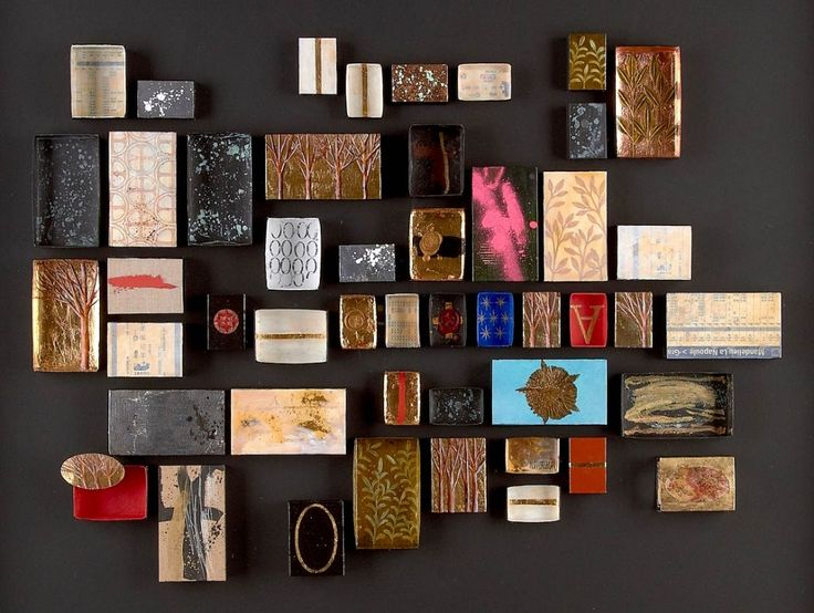 Nicky Foreman (Matchboxes)