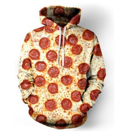 3D hooded Hoodies Popular Addition