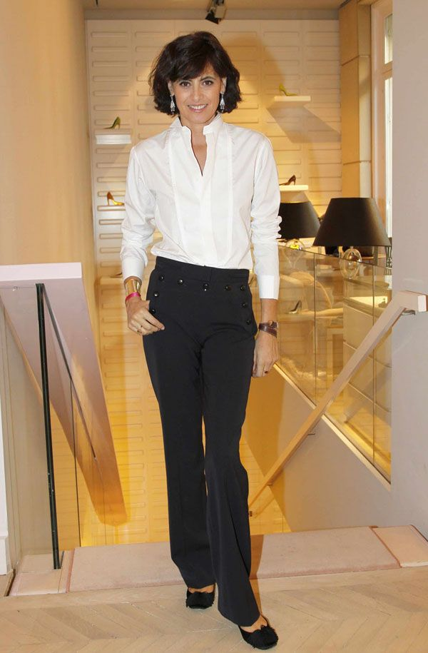 Top 219 best Fashion icons: Ines de La Fressange images on Pinterest  GE63