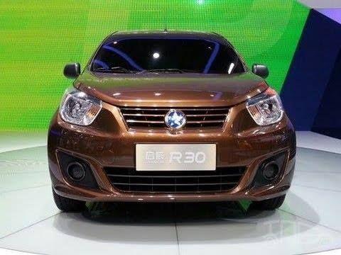 R30 es el cuarto modelo de producción de la marca Venucia  #AutoBildMexico http://autobild.com.mx/presentacion/venucia-r30/