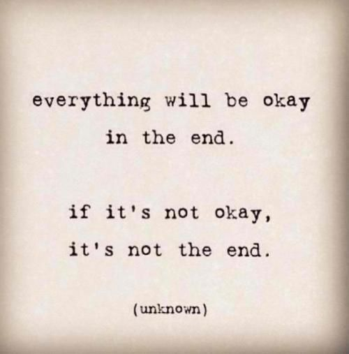 Such wise words that I will forever live by. I'll always think of my sister when I read these words - her favorite quote. Love & miss you, Courtney!