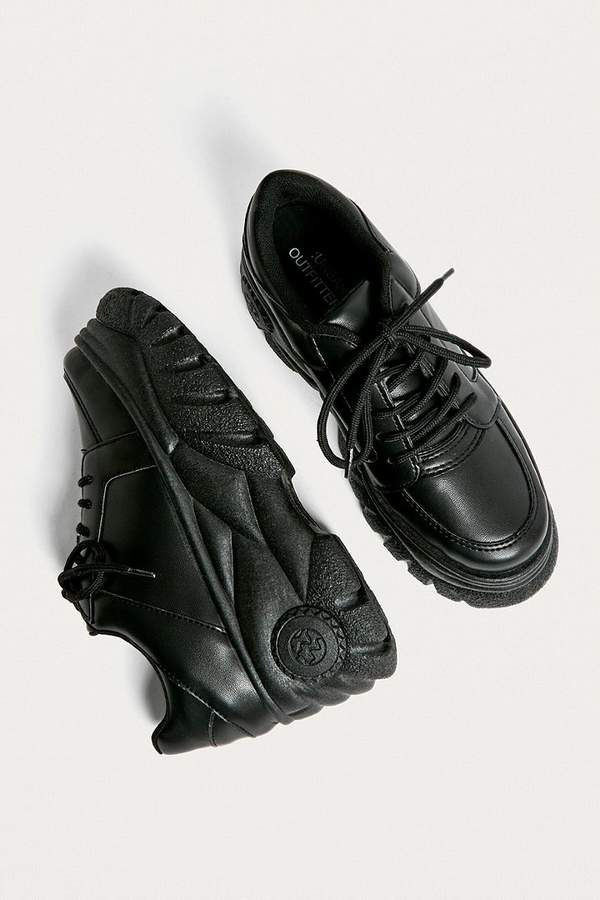 Urban Outfitters UO Tyson Black Chunky