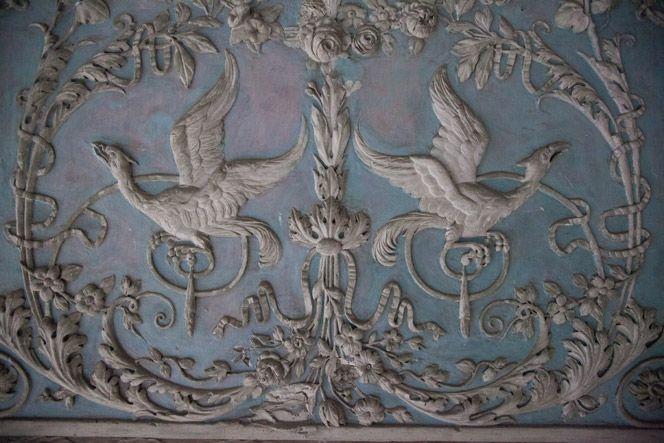 Ercolano, Villa Favorita, Sala degli Specchi, Mirror Room