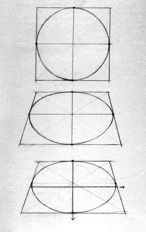 Learn to draw with this free drawing basics lesson. 26 techniques including how to draw a circle and how to draw a cube.