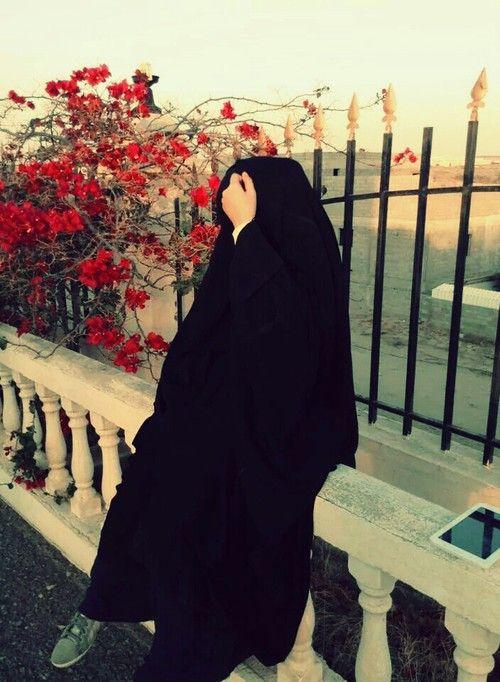 Wallpaper Muslim Girl A Flower Of Shyness Hijablove Niqab Hijab Niqab Ve