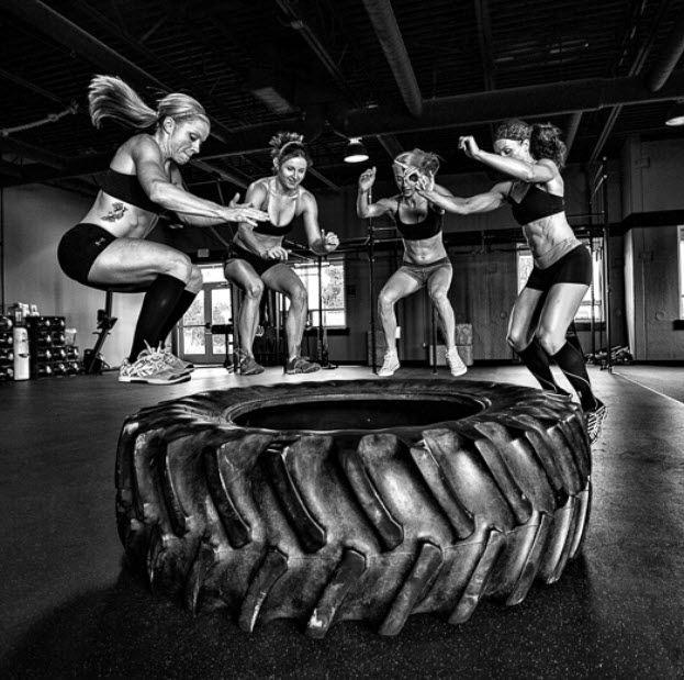 Power Girls! #fitgirlcode #fitgirls #fitspo
