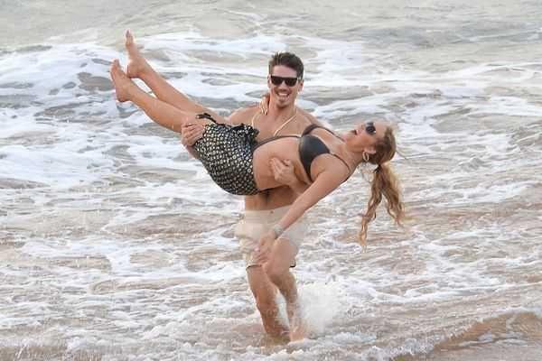 El nuevo novio de Mariah Carey es 13 años menor