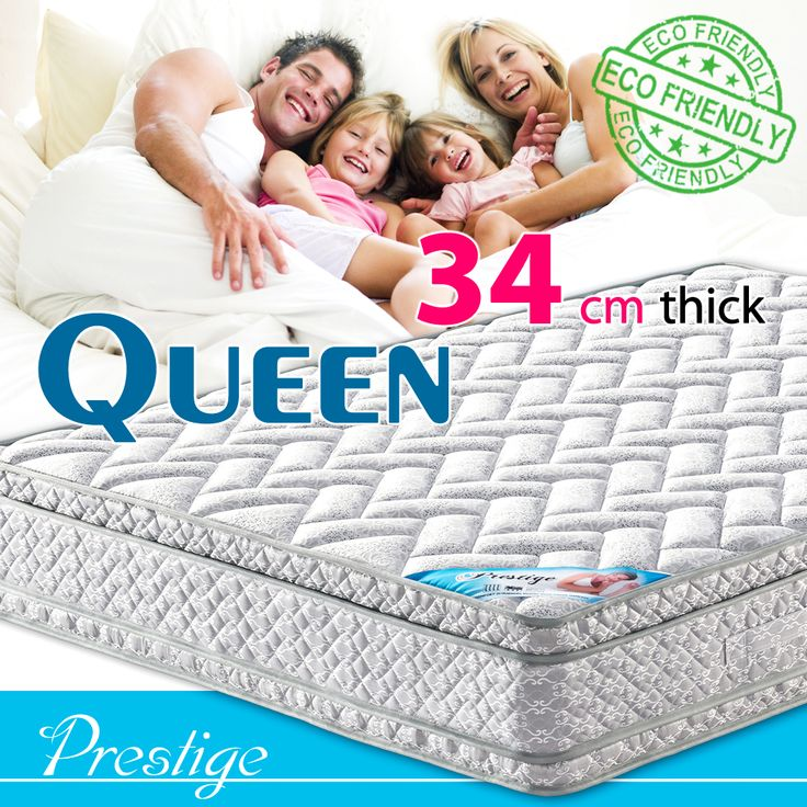 Prestige series Queen size mattress for $329.99 — maximum comfort solution for you! https://www.ozehome.com.au/prestige-mattress-queen-size
