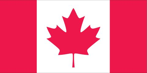 Canadian flag - Maple Leaf flag of Canada