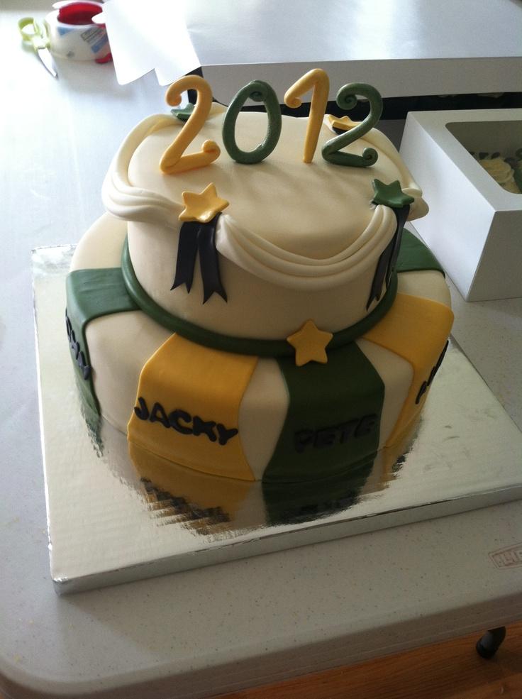 Graduation Cake Ideas For Business Major