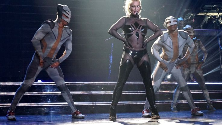 21 of Britney Spears' Amazing Stage Outfits Through The Years: Some of Britney Spears' amazing concert and stage ensembles through the years.