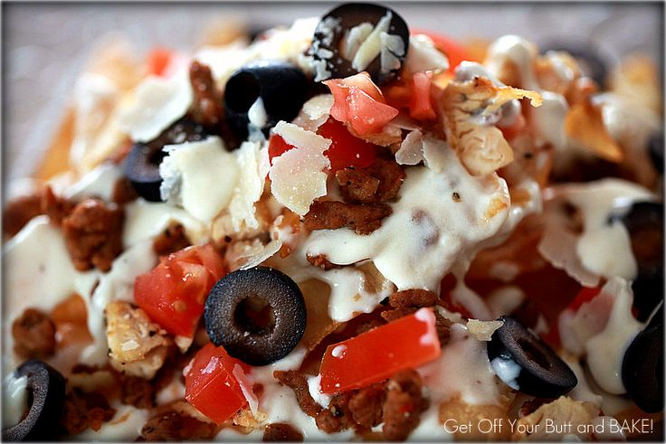 Johnny Carino's Italian Nachos - This recipe is better than the real thing!!!