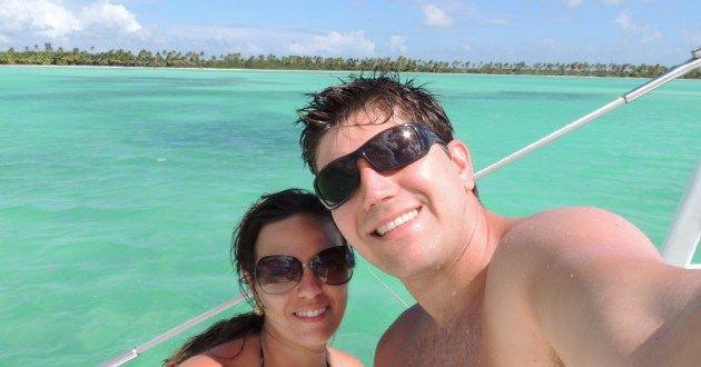Punta Cana - República Dominicana #viagem #destinos #caribe #puntacana #republicadominicana #praia #turistando