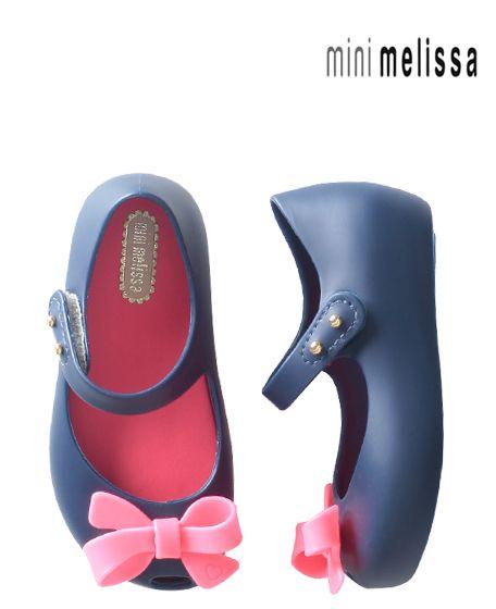 Mini Melissa Ultragirl Bow