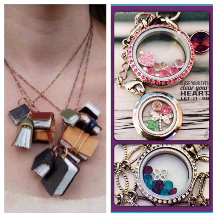 So many ways to show you care..build a base locket that you can add charms to at any time.