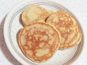 きなこバナナパンケーキ〜離乳食後期〜 by KaaoRuu [クックパッド] 簡単おいしいみんなのレシピが253万品