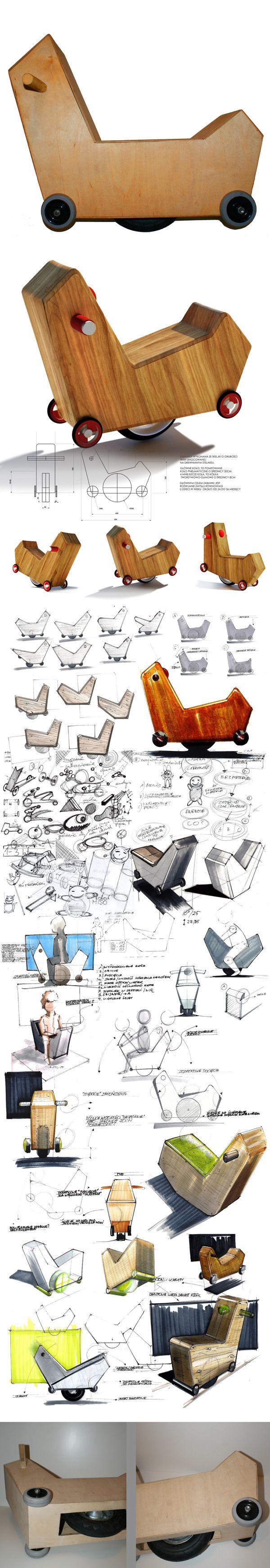 old projects by Michał Markiewicz, via Behance