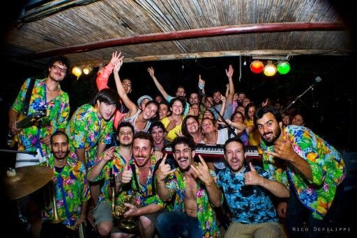 Suena Cony en San Marcos!!! PH Nicolás Defilippi