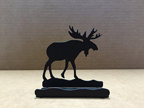 23 best moose business card holder images by moosteria on walking tall moose business card holder black wildlife decor llc httpwww colourmoves