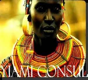 Reino de Daomé - Dra Yiami Ako Andrea ( Yiami Consul)