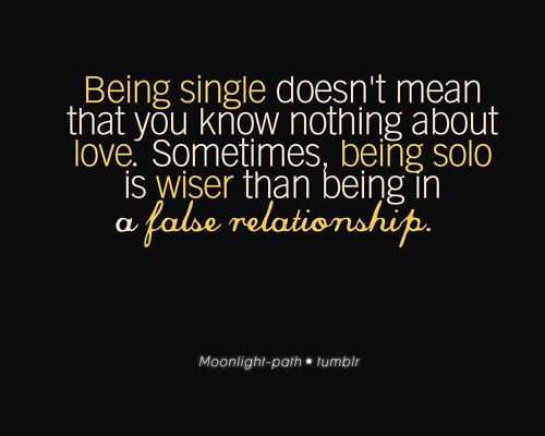 wise words to those who think relationships are everything. I have enough love i don't need a man.