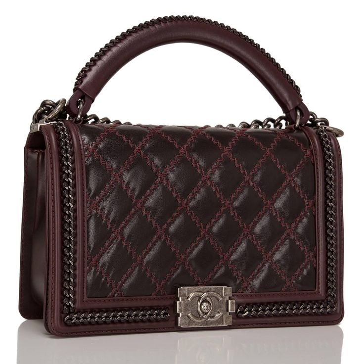 Best Chanel Boy With Top Handle Images On Pinterest Chanel Bags - Lawn care invoice template free chanel online store