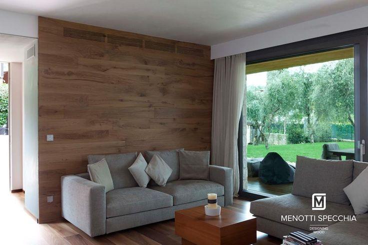 """Hai mai pensato ad un rovere dal colore caldo per i tuoi ambienti? Scegli il nostro nuovo prodotto Style per pavimenti e pareti.   What about a warm oak wood floor for your home interiors? Choose our new product """"Style"""" for wood floors and walls."""