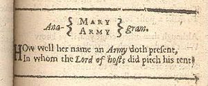 Anagrama - Wikipedia, la enciclopedia libre