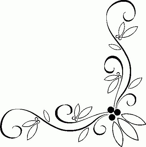 Cut Out Applique besides Stempels 5 additionally Borders in addition Designs additionally Kleurplaten. on free embroidery patterns
