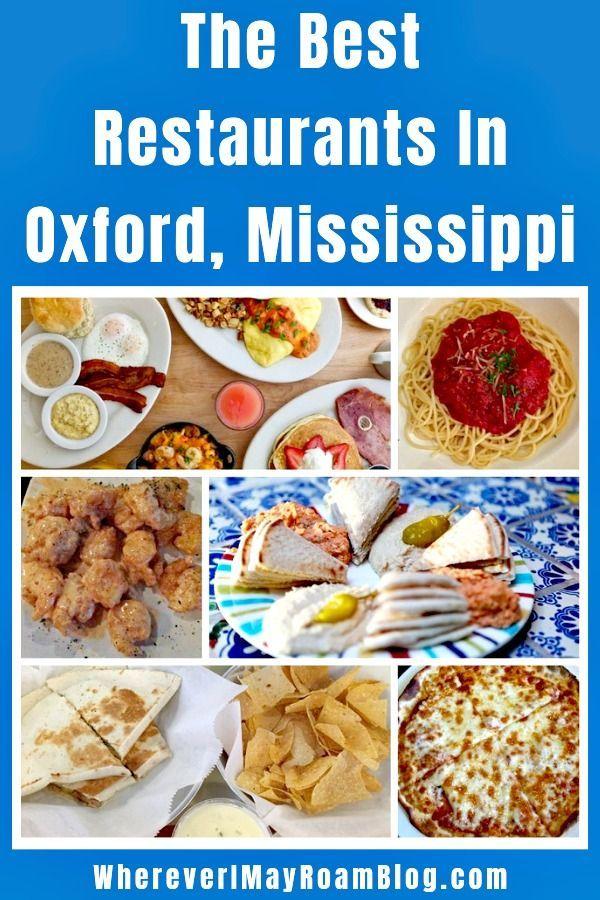 The Best Restaurants In Oxford Mississippi Wherever I May Roam Travel Blog Big Bad Breakfast Food Food Lover