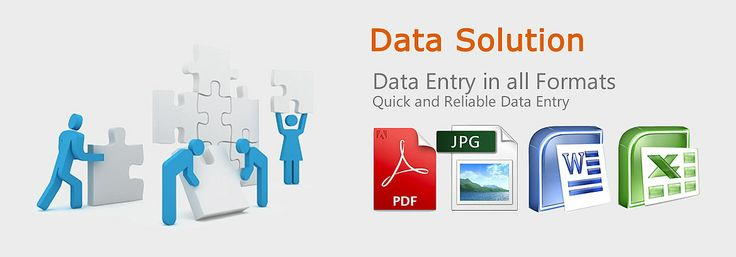 India data solutions provide the best and accurate data entry services worldwide. We always ensure a quick and reliable data entry services to our clients and also maintain high level of confidentiality.