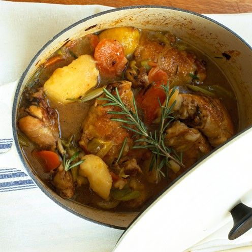 Chicken casserole - Good Housekeeping