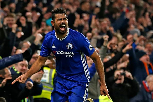 #rumors  Chelsea FC transfer news: Tianjin Quanjian play down potential move for Diego Costa