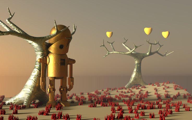 Robot de Matt Dixon