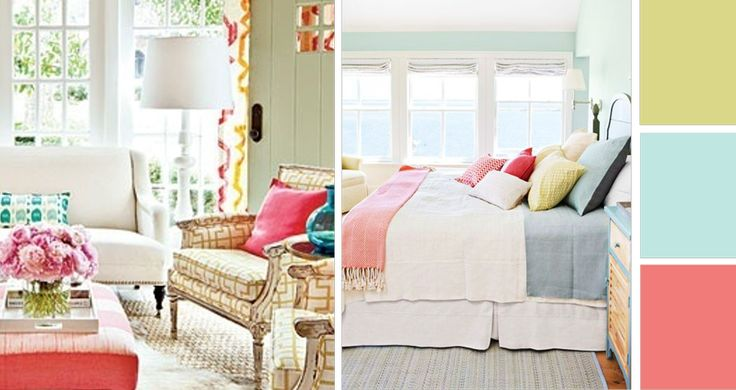 "Split-complementary palette example.. read whole article: ""how to choose perfect #color #palette"" : http://bit.ly/1AwGY9T"