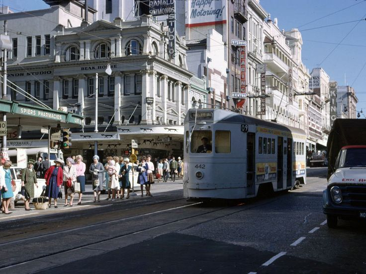 Queen Street Trams