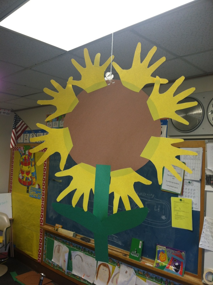 Classroom Decor Spring ~ Best bee and sunflower themed classroom images on